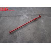 Wholesale Red Adjustable Building Props Scaffolding Prop Jack For Slab Formwork from china suppliers