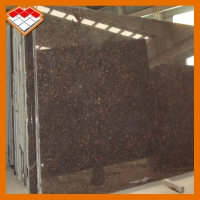 Wholesale 14.5 Mpa Natural Tan Brown Granite Stone Tiles For Steps from china suppliers