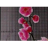 Wholesale 12.5 7.8125 7000cd Semi Outdoor LED Grid Screen from china suppliers