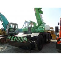 Quality USED KOBELCO RK250-II Rough Terrain Crane for sale original 25t used kobelco for sale