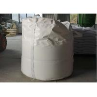 Wholesale Collapsible Reusable One Ton Bulk Bags , Anti - UV Jumbo Plastic Storage Bags from china suppliers