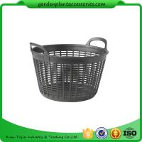 "Wholesale Flexible Small Outdoor Basket Planter 9-1/2"" in diameter x 8"" H overall from china suppliers"