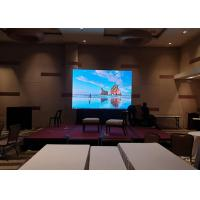 Wholesale High Resolution Images 2.9MM LED Panel RGB Screen For Conferences / Exhibitions from china suppliers