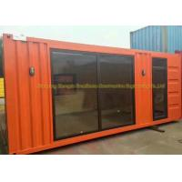 Wholesale Light Steel Framing Prefab Container House 20 Feet Steel Structure from china suppliers