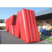 Wholesale Inflatable Advertising Products Red Giant Inflatable signs Words For Outdoor Place from china suppliers