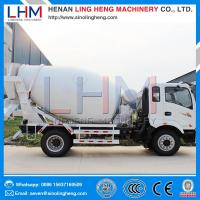 Wholesale Whole sale high quality competitive price 4m³ Small Concrete Mixer Truck from china suppliers
