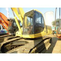 Wholesale USED KOMATSU PC220-6 Excavator for sale original japan komatsu pc220-6 used excavator from china suppliers