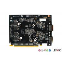 Buy cheap 4 Layers Fr4 Printed Circuit Board 0.1 - 6.0 Mm Thickness For Game Player from wholesalers