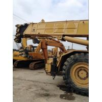 Quality Used GROVE RT980 80 Ton Rough Terrain Crane For Sale for sale