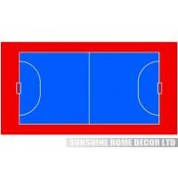 China Indoor Soccer / Futsal Sports Flooring For Competition Standard Indoor Courts on sale
