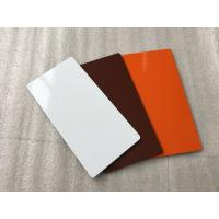 Wholesale Rustproof Fire Rated Aluminium Composite Panel With Thermal Resistance from china suppliers