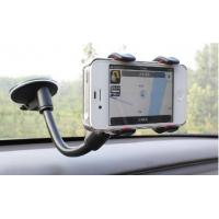 Wholesale Universal Auto Windshield Mount Phone Holder , Long Arm Windshield Mount For Cell Phone from china suppliers