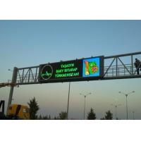 Buy cheap LED Traffic Warning Sign from Wholesalers
