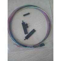Buy cheap 12 core ribbon  fiber Optic Buffer Tube Fan-Out Kit 1m with 0.9mm buffer from Wholesalers