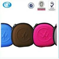 Wholesale Promotional EVA watch case manufacturer, zipper watch case from china suppliers