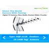 Wholesale 75 Ohm Yagi Directional Wireless Antenna Horizontal Polarization Mode from china suppliers
