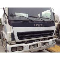 China used  Isuzu 9cbm truck mixer on sale