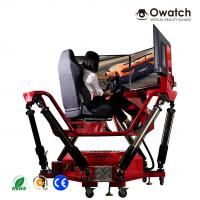 Wholesale Hot Sale Car Racing Arcade Game Machine,Car Driving Racing Simulator Amazing Car Driving 9D VR 360° Vision from china suppliers
