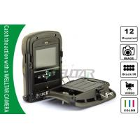 Wholesale Hidden 12MP Digital Scouting Camera Color Screen HD 720P Video from china suppliers