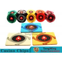 Wholesale 3.3mm Thickness 12 - 32g Casino Poker Chips / Customized Ceramic Chip Can be custom from china suppliers