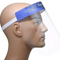 Wholesale Wrap Around Anti Saliva Personal Protective Face Shields from china suppliers
