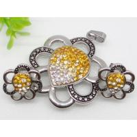 Wholesale Rhinestone jewelry set from china suppliers