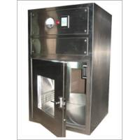 ZS-FL-1300 Pass box with air shower mechanical lock for clean room for sale