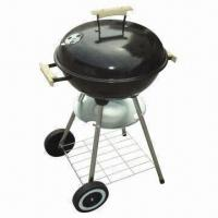 Wholesale Stainless Steel/Buy BBQ Grill Large Kettle BBQ, 44.5 x 12.7cm, 0.4mm Lid from china suppliers