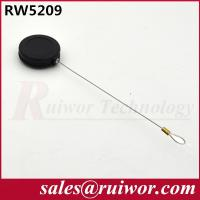 Wholesale Small Size Retractable Security Wire Round  Shaped With Loop Cable End from china suppliers
