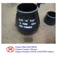 Wholesale ASTM A234 WP9 reducer from china suppliers