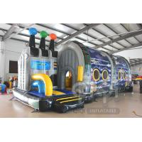 Wholesale Seaworld Inflatable Obstacle Tunnel from china suppliers
