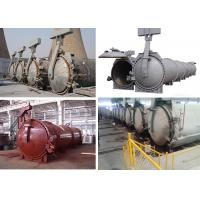 Wholesale High Temperature Steam Pressure AAC Autoclave For AAC Block Making Plant from china suppliers