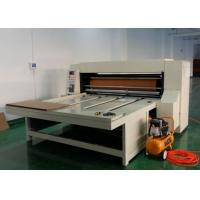 China Chain Feed Rotary Carton Die Cutting Machine For Carton Box Forming for sale