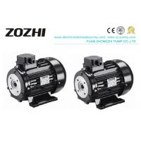 China Single Phase Hollow Shaft Electric Motor HS711-4 For High Pressure Water Pump for sale