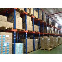 Wholesale Space Saving Multi Level Drive In Racking For Warehouse / Workshop from china suppliers