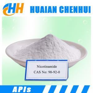 China Pharm grade Niacinamide Vitamin B3 BP2002 / Nicotinamide Vitamin B3 Powder on sale