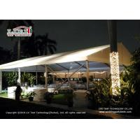 Wholesale 15x40m Large Outdoor Event Tents Without Sidewall Tear Resistant from china suppliers
