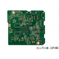 Wholesale 4 Layers 1.0mm Bluetooth Communication PCB Power Board 1 Oz / 35 µM Copper Thick from china suppliers