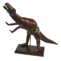 Wholesale Dinosaur / Diplodoucus Animal Manikin Wooden Artist Model Chinese Juniper Material from china suppliers