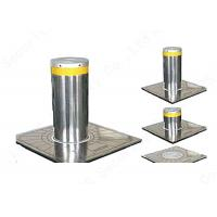 Wholesale K4 900 Mm Metal Hydraulic Bollards , Remote Control Cast Iron Bollards from china suppliers