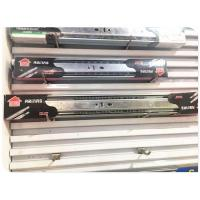 China Black Full Extension Undermount Soft Close Drawer Slides , Ball Bearing Slides for sale
