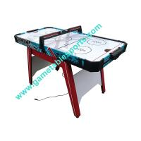 Quality High Quality 4FT Air Hockey Table Electronic Scorer Color Graphisc Design Wood Ice Hockey Table for sale