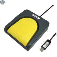 China Plastic 5V USB Foot Switch For Laptop Medical Equipment Office Play Game on sale