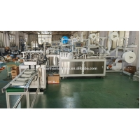 Wholesale 2020 90pcs/min Servo control 1+1 Automatic non woven surgical Disposable face mask making machine from china suppliers