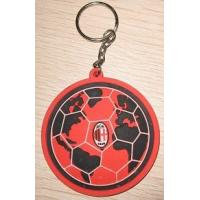 Wholesale Cute  Logo Printed Custom soft PVC Rubber Keychains For Kids , Eco Friendly from china suppliers