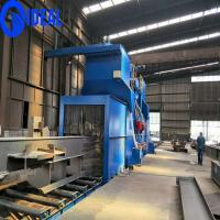 Quality factory price CE /ISO approved shot blasting machine with converyor in china for sale