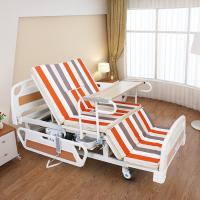 Wholesale Medical Equipments Electric Nursing Bed With Jiecang Motor Punching Bed Board from china suppliers