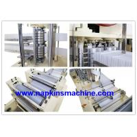 Wholesale Jumbo Roll Embossing Napkin Making Machine For Tissue Paper Manufacturing from china suppliers