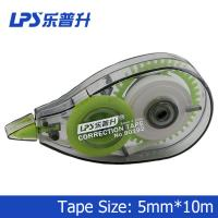 Wholesale Custom Plastic Classic Cute Correction Tape Roller Green Colored 5mm x 10m from china suppliers