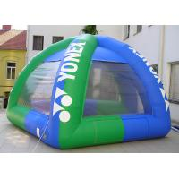 Custom Shape Model Airtight Tent Advertising Inflatables for Mobile Conference Room for sale